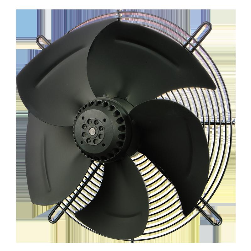 AC Aksiyal Fan (kaynaklı ø 300 mm)