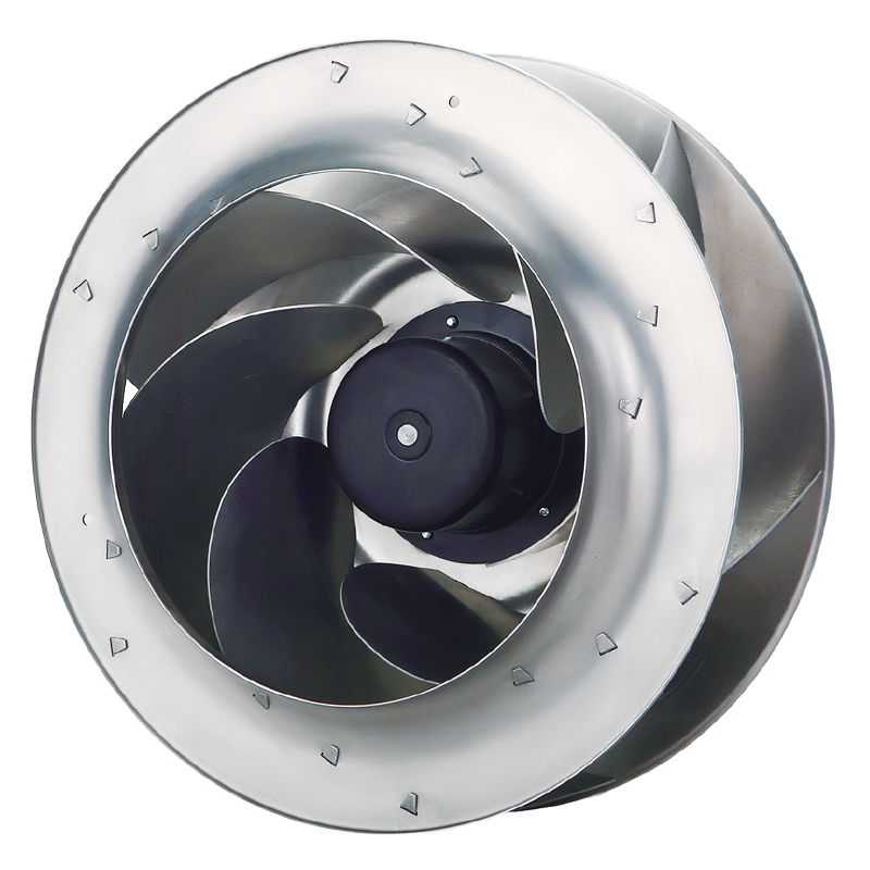 EC Radyal Fan (geriye eğik ø400 mm)